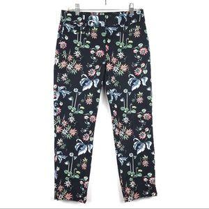 💎 3/$25 Ann Taylor Kate Fit Floral Pants